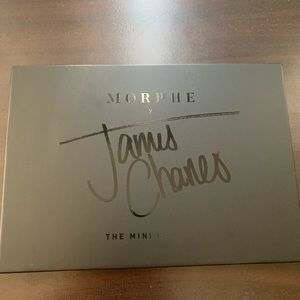 BRAND NEW NEVER TOUCHED james charles palette MINI